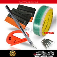164 ft Roll Mock ST Knifeless Tape Design Line Finish Line Vinyl Warp Cutting Tape 50 M
