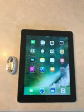 Apple iPad 4th Generation 16GB Wi-Fi, 9.7in Black Silver Free Ship #5139