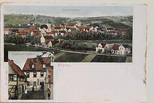 26197 AK Röpsen bei Gera Häuser und Hemmanns Gasthof 1903