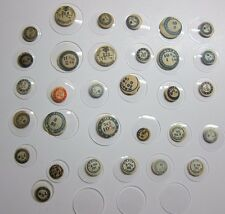 Lot of Round Glass watch crystal Vintage NOS
