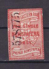 Gb N.eastern railway,newspaper d680