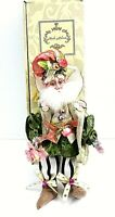 Mark Roberts Limited Edition Rose Garden Fairy Small 10'' Elf 51-85186