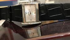 Rivado Bonita Länglische Reloj de Mujer con Simili Piedras Alargado Forma
