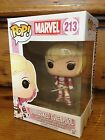 FUNKO POP! Marvel GWENPOOL UNMASKED #213 Exclusive Vinyl Figure NEW