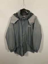 BERGHAUS GORE TEX Jacket - Size Large - Navy - Good Condition - Mens