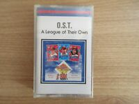 Madonna - A League Of Their Own OST RARE KOREA ORIG CASSETTES TAPE SEALED