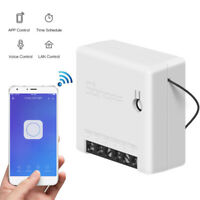 UK SONOFF MINI-Two Way DIY Smart Switch-APP Remote Control-for Alexa Google Home
