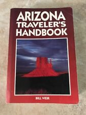 Arizona Traveler's Handbook by Bill Weir, Paperback, Free Shipping