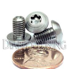 TITANIUM M5 x 8mm - BUTTON HEAD Cap Screw BHCS - T25 TORX drive / Star / 6lobe