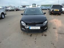 VOLKSWAGEN POLO GT LEFT HAND DRIVE DAMAGED REPAIRABLE SALVAGE
