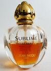 Flacon SUBLIME de JEAN PATOU eau de parfum vaporisateur 50 ml