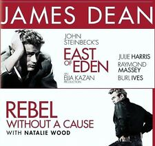 JAMES DEAN 12 35 mm Film Cells DVD Movie Poster  * FREE SHIPPING *