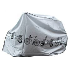 Bike Covers Dust Rain Indoor Outdoor UV Protection Waterproof Bicycle Cover HJH