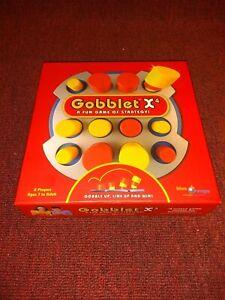 Globbet X4 Board Game complete rare