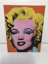 Andy Warhol Marilyn Monroe 20 Notecards (NEW)