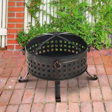Outsunny Bowl Steel Firepits & Chimeneas