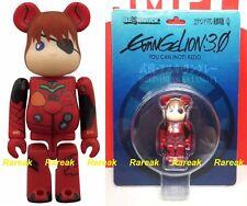 Be@rbrick EVA 2012 WF 100% Evangelion 3.0 Asuka You can (not) Redo Bearbrick