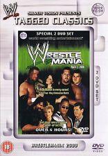 WWE Wrestlemania 2000 XVI Orig 2 DVDs WWF Wrestling