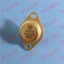 1PCS Audio Power AMPS Transistor ON/ST/MOTOROLA TO-3 2N3772 2N3772G