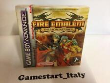FIRE EMBLEM THE SACRED STONES (NINTENDO GAME BOY ADVANCE GBA) NEW PAL VERSION