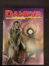 """Dampyr """"In Riva all'Ignoto"""" albetto speciale Fumo di China inedito!"""