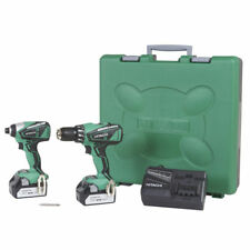 Hitachi Industrial Power Tool Combo Kits and Packs