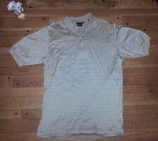 Bobby Jones Mens Polo Shirt Short Sleeve Golf Sz 2XL XXL Made in Italy