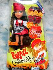 Mga Entertainment Bratz Costume Party Yasmin Pirate Doll Brown Eyes, Nib