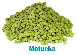 Motueka Hop Pellet (2020 New Zealand Brewing Hops) Weights 50g,100g,250g,450g