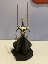 Star Wars Gentle Giant Asajj Ventress Animated Statue