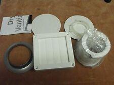 DVK005K: Electrolux- Westinghose-Simpson Thru Wall Dryer Venting Kit GENUINE