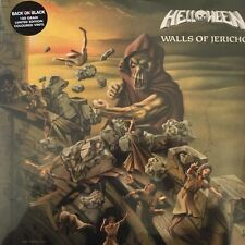 Walls of Jericho by Helloween(180g LTD. Coloured Vinyl 2LP), 2008- Back on Black