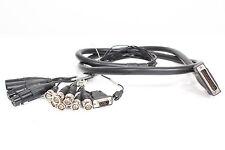 Blackmagic Decklink SP Breakout Cable Analog/SDI/Monitor/XLR/SPDIF/Genlock/RS422