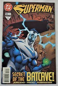 SUPERMAN #126 AUG 1997 DC Comics NM