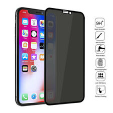 Magtim Full Cover Private Screen Protector For X XS MAX XR Antispy