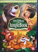 The Jungle Book - Walt Disney - 2 DVD