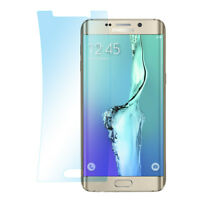 3x Matt Schutz Folie Samsung Galaxy S6 Edge Plus Anti Reflex Display Protector