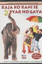 Kyaa Dil Ne Kahaa/ Raja Ko rani Se Pyar Ho gaya /Prem aggan [3 Dvds for 11.00 ]