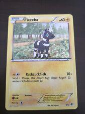 Pokemon Karte - ELEZEBA 6/12 - MC DONALDS PROMO - HOLO