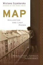 Map : Collected and Last Poems, Paperback by Szymborska, Wislawa; Cavanagh, C...