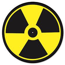 Nuclear Hazard Turntable slipmats - high quality brand new (PAIR)