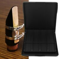 Saxophone Sax Reed Case Box for Holding 8 Pieces ABS Waterproof Storage Box