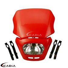 Universal Enduro Headlight Lamp Motocross For HONDA CRF230F FMX650 New Style
