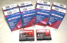 2003-2011 E150 5.4/ 4.6 8 AC DELCO COIL DG508 + 8 MOTORCRAFT SPARK PLUG SP479