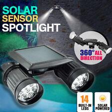 Plastic Solar 1 Outdoor Lighting