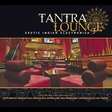 TANTRA LOUNGE  - Various Artists CD