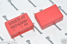 2pcs - WIMA MKP4 0.47uF (0.47µF 0,47uF 470nF) 630V 5% pich:27.5mm Capacitor