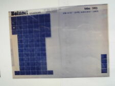 YAMAHA XJ 600 _ KH_ KN _ 1983 microfilm catalogo ricambi PEZZO DI LISTELLO
