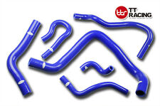 Silicone Radiator Hose Kit - Honda Civic B-Series Type R EK4/9  B16A/B DC2 BLUE