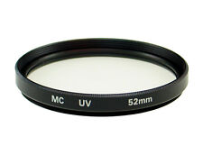 52mm Multicoated UV Glass Filter for Pentax K200D